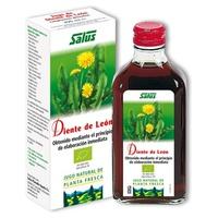 Dandelion plant juice