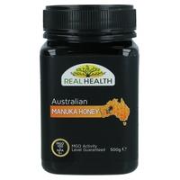Saúde real Manuka Honey MGO-100