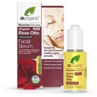 Organic Rose Face Oil, 50 ml - olio viso