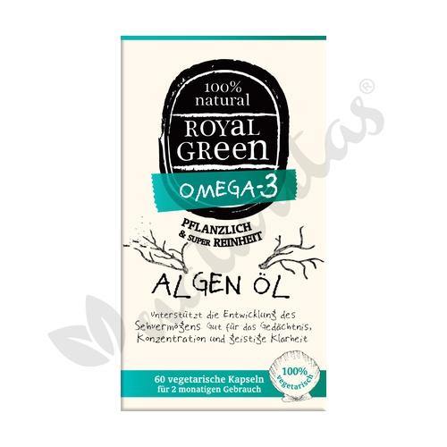 Omega 3 Aceite de Algas 100% natural