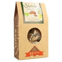 Shiitake Setas Cultivadas Deshidratadas Bio