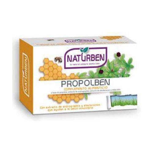 Propolben 60 comprimidos de Naturben