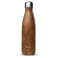 Inox Isothermal Bottle - Brown
