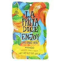 Snack de Mango Fruta Liofilizada