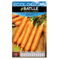 Graines de carotte de Nantesa