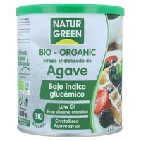 Crystallized Agave Syrup Bio