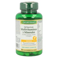 Full Spectrum Multivitaminas Y Minerales