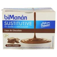 Copa de Chocolate Sustitutiva