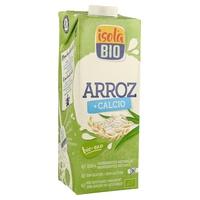 Boisson de riz avec calcium bio