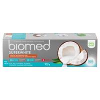 Dentifrice blanchissant Superwhite 99% naturel