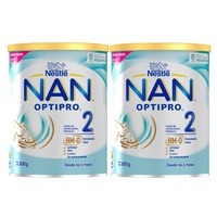 Nan optipro 2 double pack