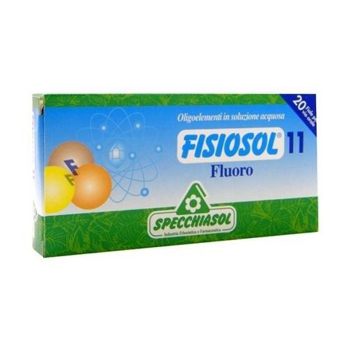 Fisiosol 11 Fluoro