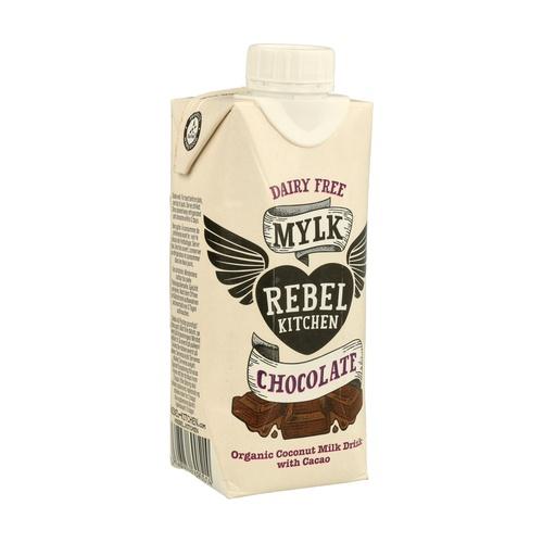 Bebida de Coco con Chocolate