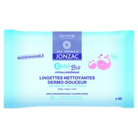 Dermo-soothing wipes
