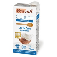 Crema para cocinar Coco Bio
