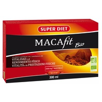 Macafit 20 ampollas de 15 ml de Super Diet