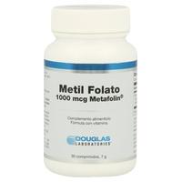 Metilato de folato 1000 Mcg Metafolin