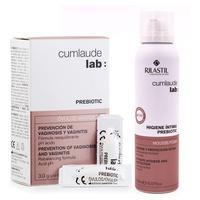 Prebiotic ovules + intimate hygiene prebiotic mousse
