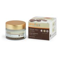 Crema facial antienvejecimiento Argan y flores de loto
