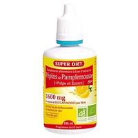 Extrait de Pépins de Pamplemousse Bio 1600 mg