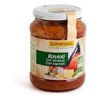Raviolis Verduras Bio