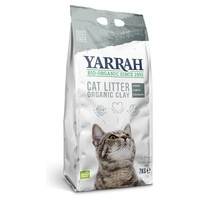 Organic cat litter