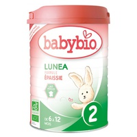 Milk 2nd age Lunéa - From 6 months Organic