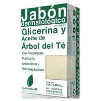 Jabón Glicerina de Árbol del Té