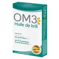 OM3 Krill Oil