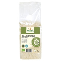 White Camargue rice
