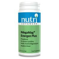 Megamag Energ Plus Frambuesa