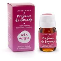 Mix Alegre Wash Perfume, cinnamon, cloves and sweet orange