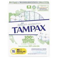 Tampax Organic Regular