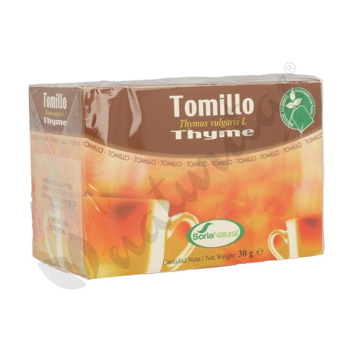 Infusiones Tomillo