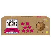 Biscuits biologiques sans gluten aux bleuets