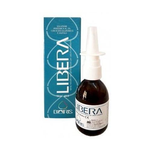 Solución hipertónica nasal en aerosol