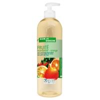 Gel de ducha con mandarina y naranja Bio