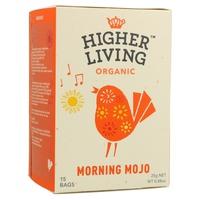 Infusión Morning Mojo Bio