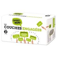Couches Engagées T3 (4-9kg)