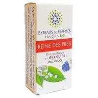 Extractos de plantas frescas Ulmaria