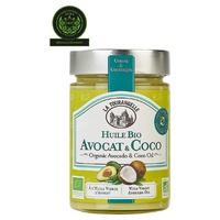 Huile Avocat et Coco BIO
