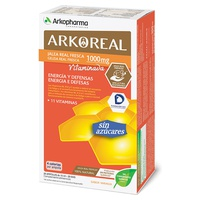 Arkoreal Geleia Real 1000 mg vitamina light