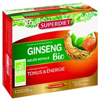 Ginseng - Organic Royal Jelly