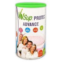 Batido de proteína com sabor de morango VNSup Protec Advance