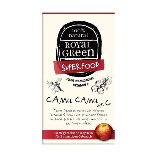 Camu Camu con Vitamina C