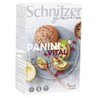 Panecillos de semillas panini vital sin gluten