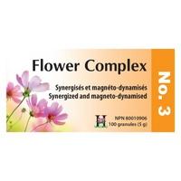 Flower Complex Nº 3 Hipersensibilidad