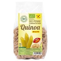 Gluten Free Quinoa and Flax Macaroni
