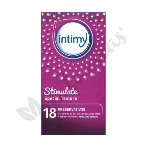 Preservativos Stimulate x 18