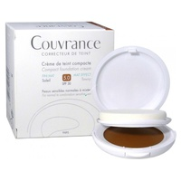 Couvrance oilfree cream colored compact color 05